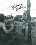 Barbara Shelley  Hand signed autograph (50)